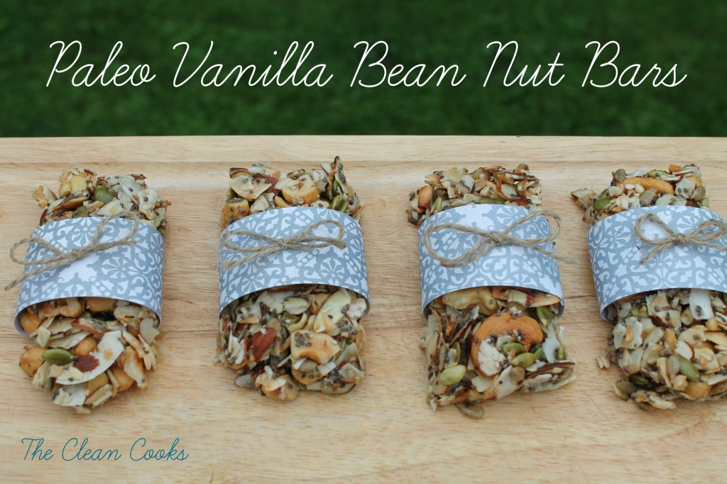 Paleo Bars with Name