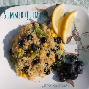 Summer Quinoa Lable