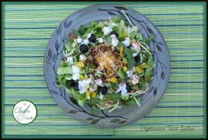 Vegetable Taco Salad