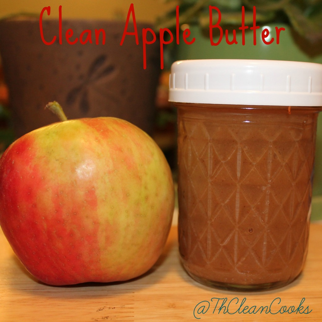 Clean Apple Butter Square 2