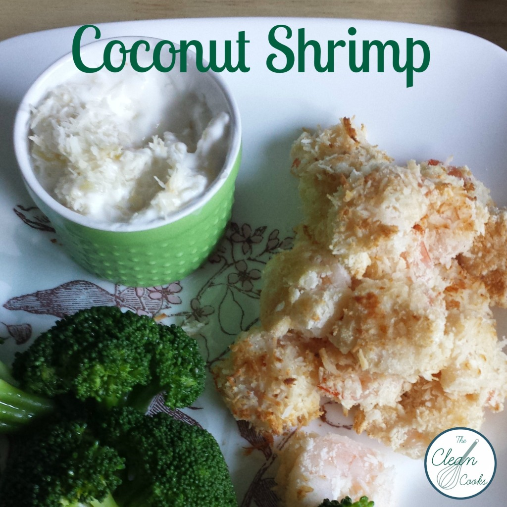 Coconut Shrimp 2