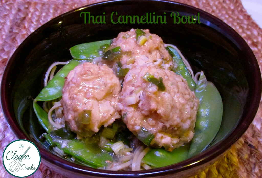 Thai Cannellini Bowl
