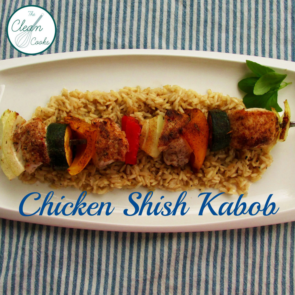 Chicken Shish Kabob