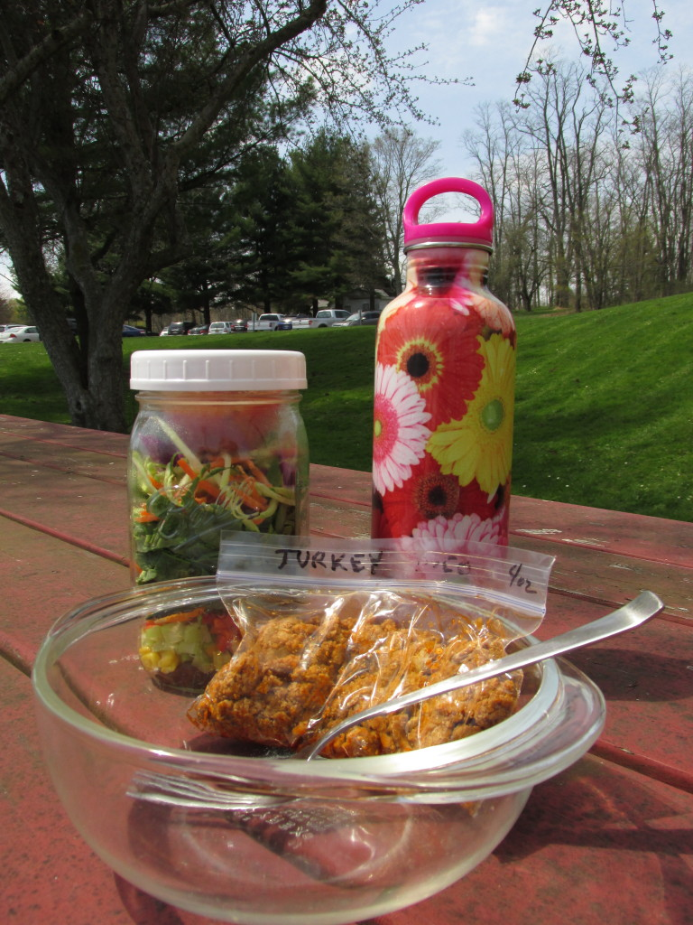Grab and go lunch
