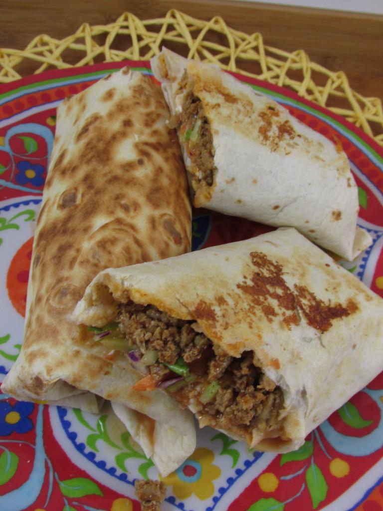 Burrito style