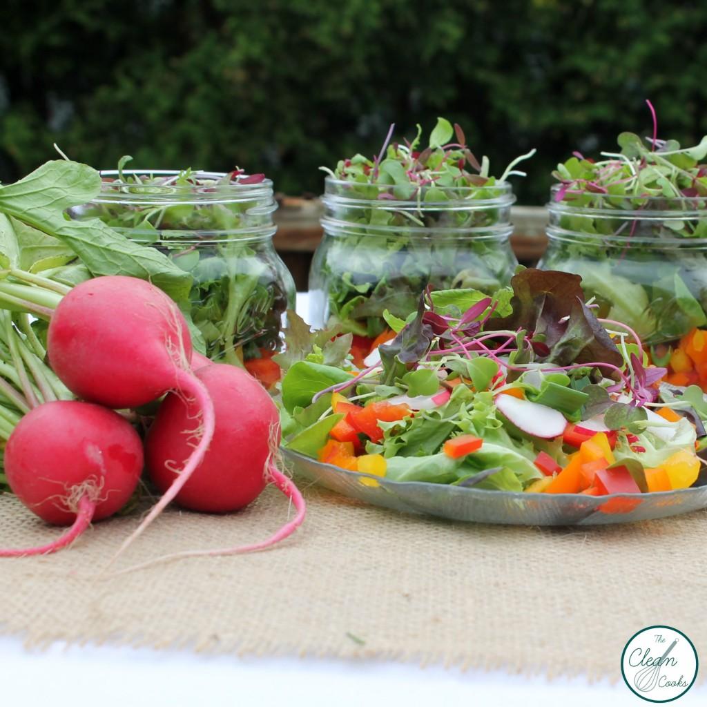 Mason Jar Salads 2