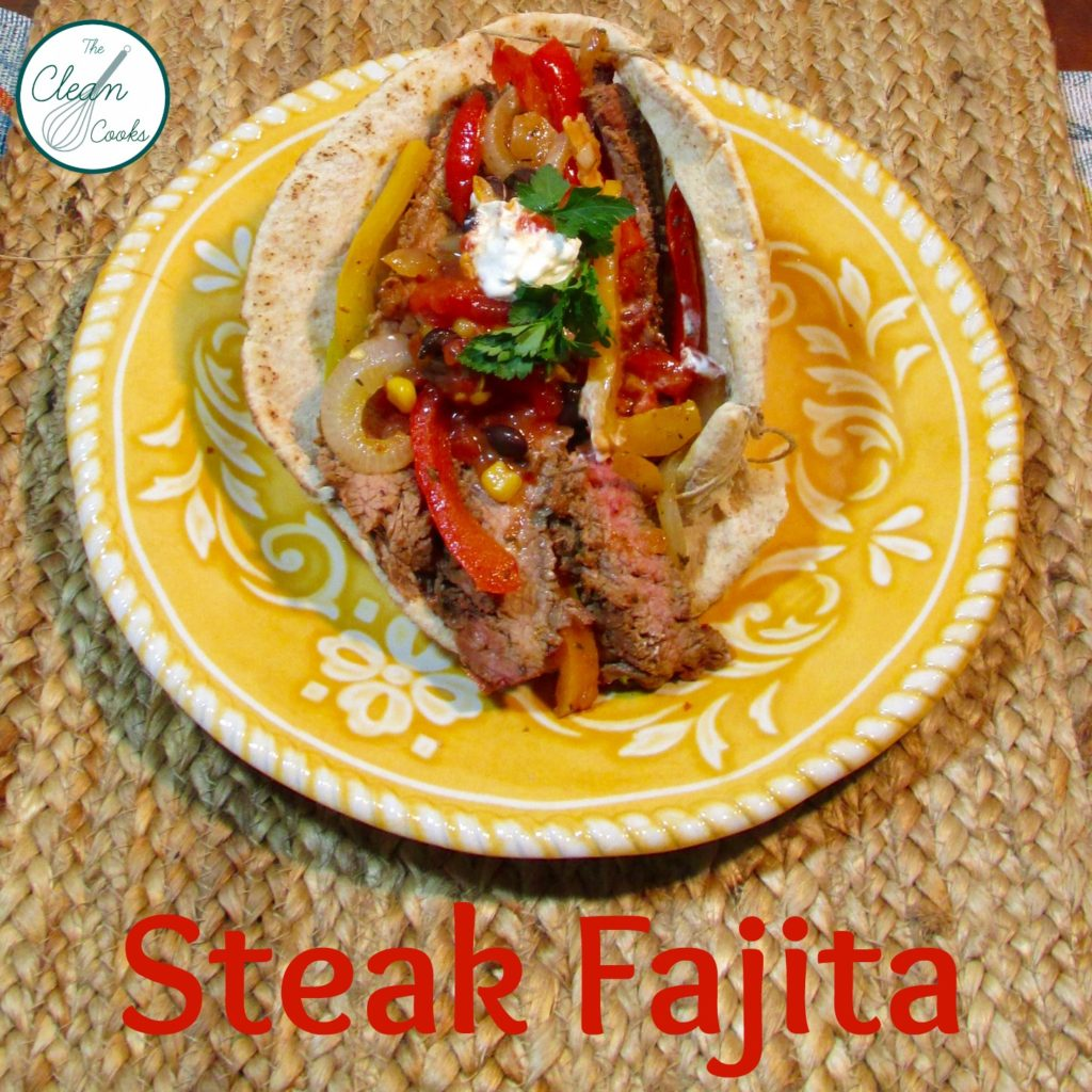 Steak Fajita
