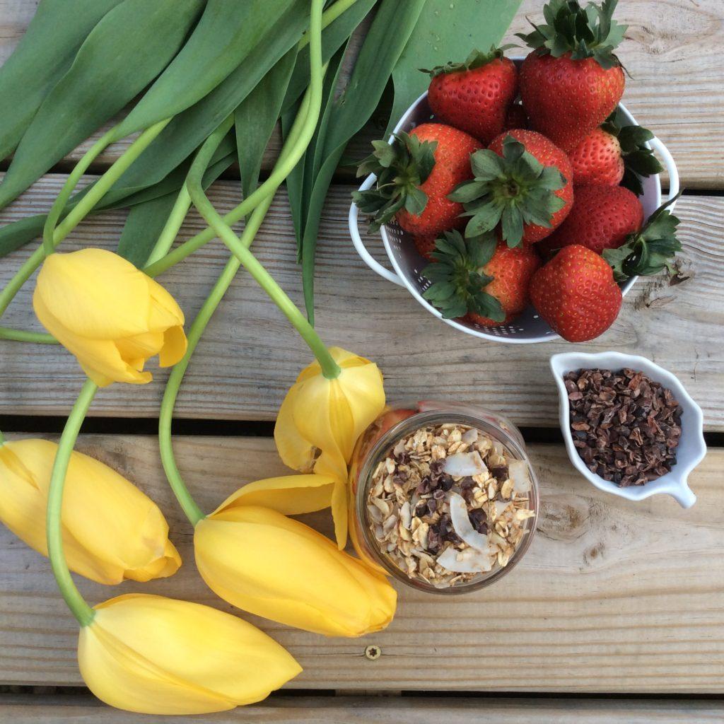 Coconut Granola, www.TheCleanCooks.com